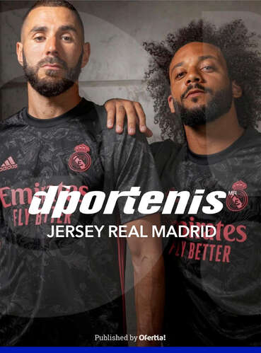 Jersey Real Madrid- Page 1