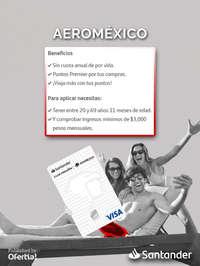 TC Santander Aeroméxico