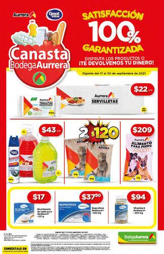 Canasta Bodega Aurrera- Page 1