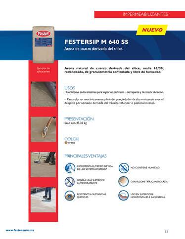 Catalogo de productos FesterSIP- Page 1