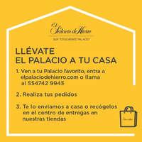 Llévate El Palacio a tu casa
