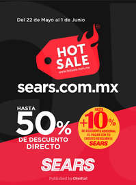 Hot Sale - Hasta 50% de descuento