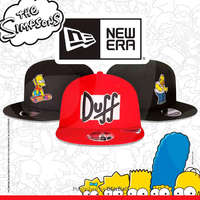 New Era los simpsons