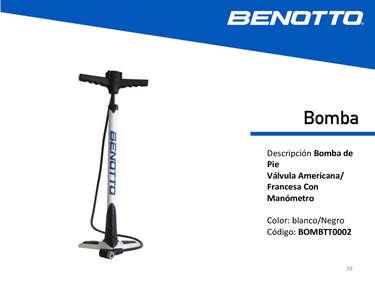 Catálogo de Productos Benotto- Page 1