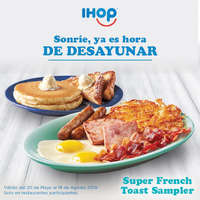 Súper French Toast Sampler