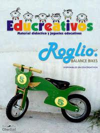 Roglio Balance Bikes en Educreativos