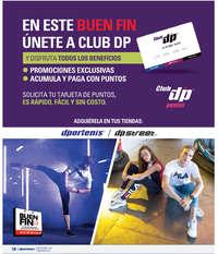 Revista Dportenis Noviembre