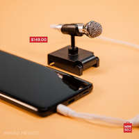 Mini micrófono Karaoke