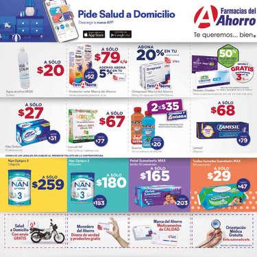 Catalogos De Ofertas Farmacias Del Ahorro Folletos De Farmacias