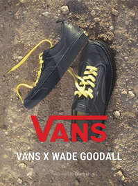 Vans x Wade Goodall