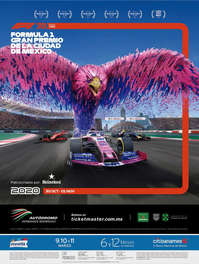 Preventa Formula 1