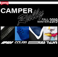 Camper rally fall winter