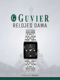 Guvier relojes dama