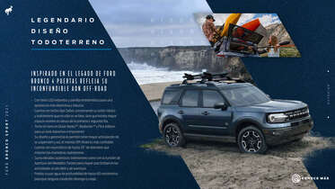 Bronco Sport 2021- Page 1