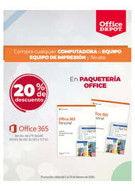 Paquetería Office