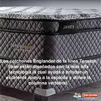 Colchones Englander