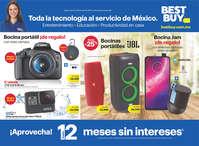 Toda la tecnología al servicio de México