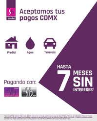 Pagos CDMX