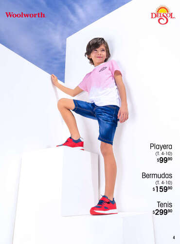 Primavera Kids- Page 1