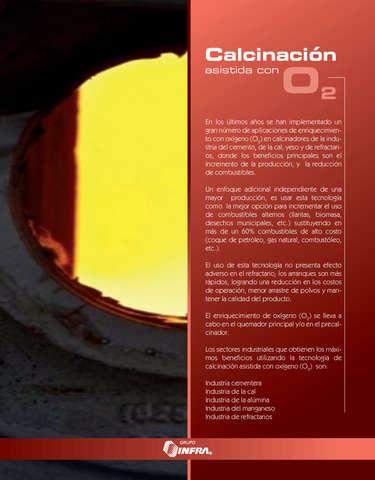 Calcinación asistida con O2- Page 1