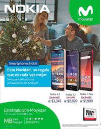 Nokia y Movistar Buen fin