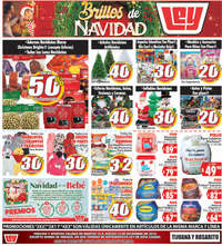 Brillos de Navidad - Tijuana & Rosarito