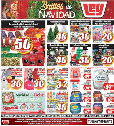 Brillos de Navidad - Tijuana & Rosarito- Page 1