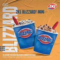 2 x 1 Blizzard Mini