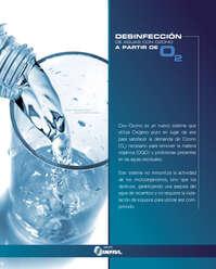 Desinfección de Aguas