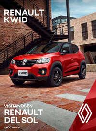Renault Kwid - Del Sol