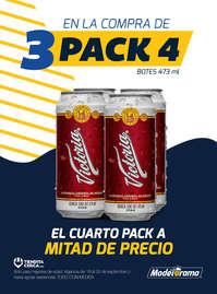 4to pack a mitad de precio
