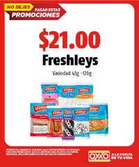 Freshleys