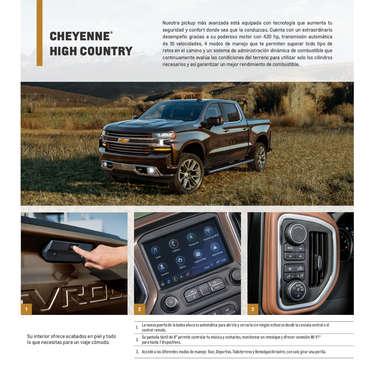 Chevrolet cheyenne- Page 1
