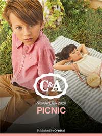 2020 Primavera Picnic Kids