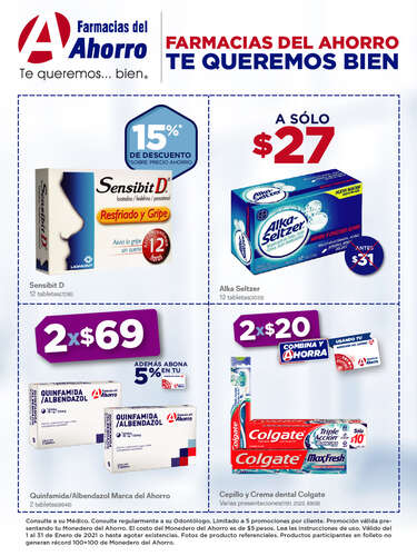 Te queremos bien - productos estrella- Page 1