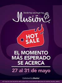 0331d083c2 Ofertas Hot Sale de Ilusión - Catálogos Hot Sale
