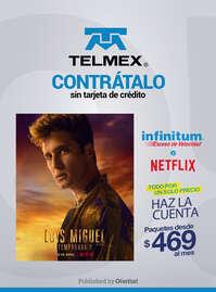 Infinitum+Netflix