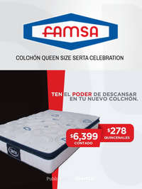 Colchón Queen Size Serta Celebration