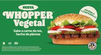 Whopper vegetal