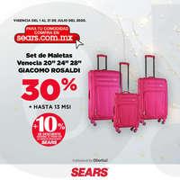 Equipaje Sears