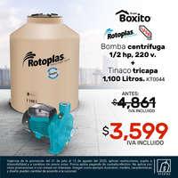 Promo Rotoplas