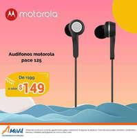 Audífonos Motorola