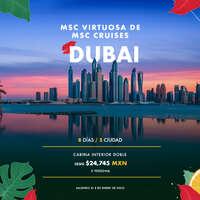 Conoce Dubai