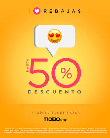 Aniversario MOBO… Hasta 50% de descuento- Page 1