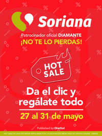 Hot Sale Soriana