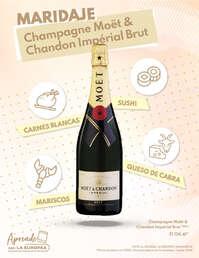 Champagne Moêt