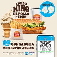 ¡El Rey y QR de Mercado Pago ponen la mesa para tu antojo!