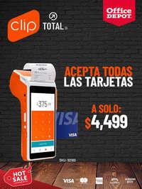 Clip total & pro