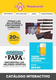 Felicidades Papá - Catálogo Interactivo