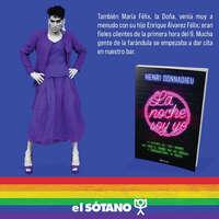"""Libro """"La noche soy yo"""""""